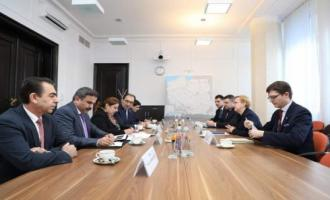 An Official and Commercial Delegation from Kurdistan Visited Poland