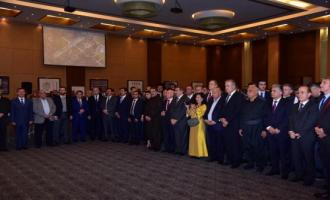 The Commemoration of The Czech Purple Revolution in Erbil