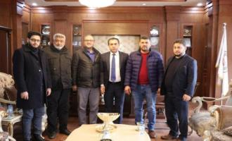 The Deputy President of the Chamber received a Turkish Delegate